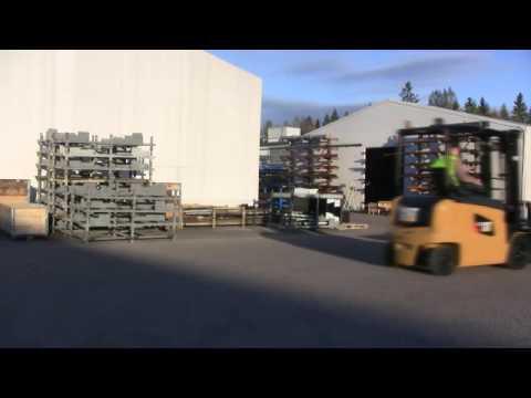 EP25 35 CAT Lift Truck