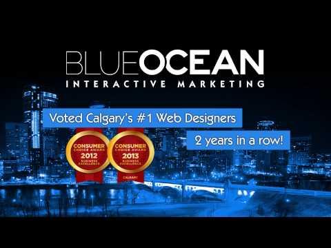 Blue Ocean Interactive - Calgary's #1 Internet Web Designers