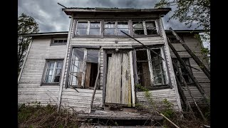 House of 30 people in Finland (SO MUCH STUFF!) - Urban Exploration
