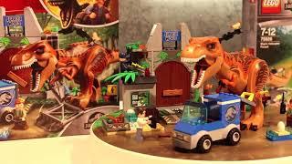 LEGO Showroom Walkthrough Spielwarenmesse 2018 (official)