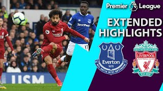 Everton v. Liverpool   PREMIER LEAGUE EXTENDED HIGHLIGHTS   3/3/19   NBC Sports