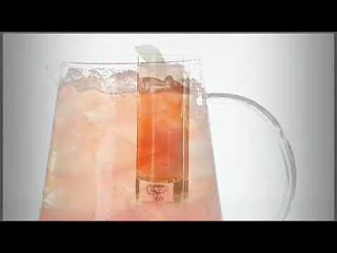 Tea Forté Tea-Over-Ice Promotional Video