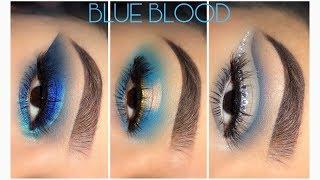 BLUE BLOOD 💙 Makeup Tutorials pt. 2 | Jeffree Star Cosmetics