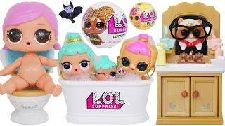 LOL Surprise Doll Pets Morning Routine