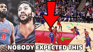 The TRUTH ON HOW Derrick Rose & Andre Drummond Have PLAYED ft. Blake Griffin