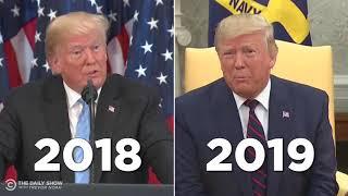 Trump vs. Trump: Kurds Edition   The Daily Show