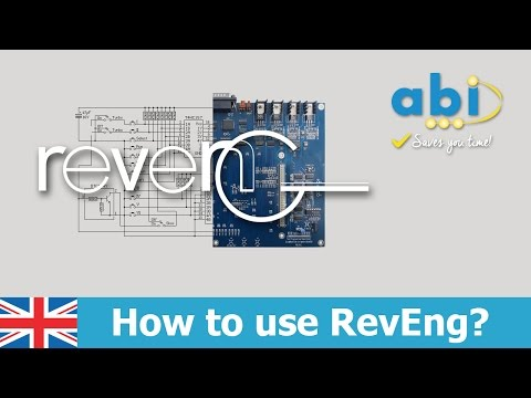 How to use RevEng - Part 2 (2/2)