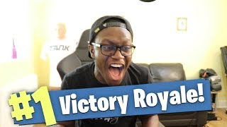 I WON? (Fortnite: Battle Royale)