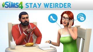 The Sims 4 - Weirder Stories Official Trailer
