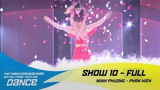 Lạc Trôi - Minh Phượng & Phan Hiển // Latin - Show 10 - Thử Thách Cùng Bước Nhảy 2016