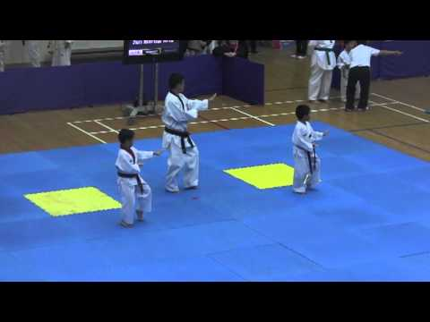 Zen Martial Arts (Family of 3, 7th National Poomsae)