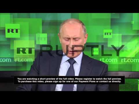 Russia: US Acting Like Global Empire, Says Putin - Smashpipe People