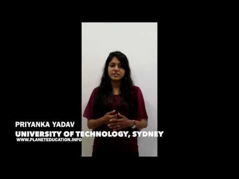 Students talk about Planet Education | Priyanka Yadav