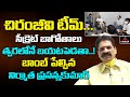 Tollywood producer Prasanna Kumar responds to Chiranjeevi meet with CM Jagan