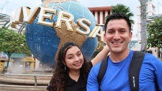Exploring Universal Studios in Singapore!