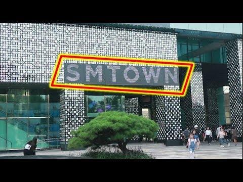 [SEOUL TRAVEL]: ĐẾN THĂM SM TOWN TẠI SEOUL ♡ ThuyinSeoul