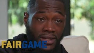 Deontay Wilder explains why an Anthony Joshua fight hasn't happened | FAIR GAME WITH KRISTINE LEAHY