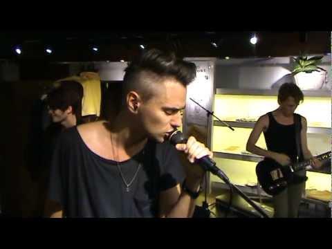 Tesla Boy (feat. Poco Cox) - Spirit of the Night - Live @ Tsvetnoy (29.07.2011) [5/10]