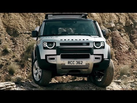 2020 Land Rover Defender Lineup