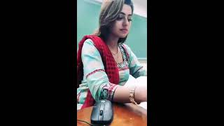 Watch Hot Teacher video in Class Room Lovely Beautiful Expressions in front of Students
