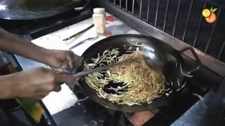 $1 Indian Street Veg Noodles | Indian Street Food | Amazing Cooking Skills