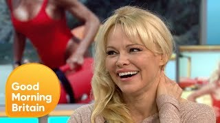 Pamela Anderson Is A 'Naughty Vegan' | Good Morning Britain