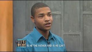 Steve, I Swear, I'm Not Gay! (The Steve Wilkos Show)
