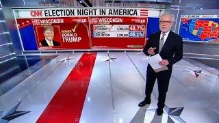 Trump wins Wisconsin, closes in on 270 electoral votes