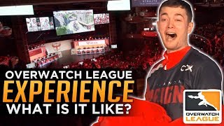 The Overwatch League Experience   Atlanta Homestand 2019