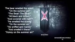 A Bear And The Maiden Fair Lyrics