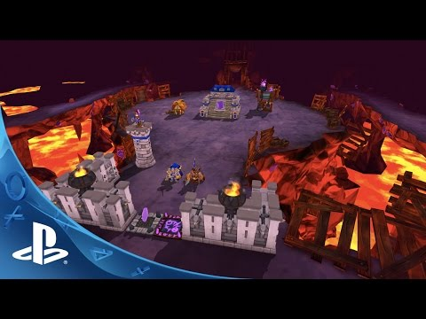 the Castle Game Video Screenshot 2
