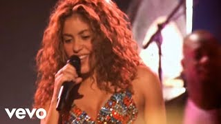 Shakira - Hips Don't Lie (Live) ft. Wyclef Jean