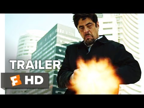 Sicario 2: Day of the Soldado Trailer #2