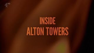 inside Alton towers channel 4 documentary 2018