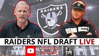 Las Vegas Raiders NFL Draft 2021 Live Day 3 Coverage - Rounds 4, 5, 6, 7   Raiders Report