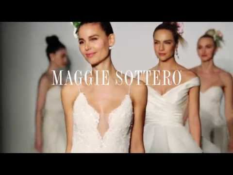 Maggie Sottero Lisette Collection - #NYBFW Runway