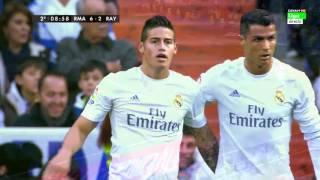 [Màn Trình Diễn Đẳng Cấp Của Cristiano Ronaldo] Trước Rayo Vallecano