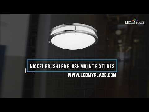 Flush Mount Led Ceiling Lights With Free Shipping in USA