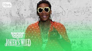 The Joker's Wild: 'Nuff Said with Wiz Khalifa [CLIP]   TBS