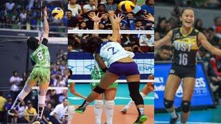 Top 10 Best Crosscourt Hit | Philippines Women's Volleyball