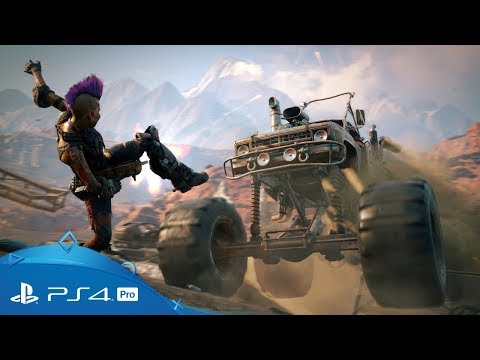 RAGE 2 | Gameplay-trailer
