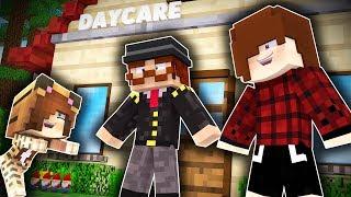 Minecraft Daycare - TIME TRAVEL !? (Minecraft Roleplay)