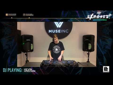 AMF EXPOSED! Live 2.0 DJ Showcase Virtual Party Livestream - Kevin Krissen