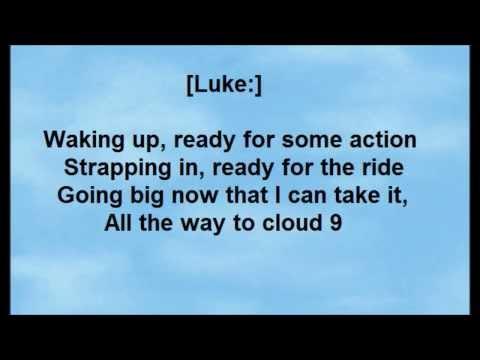Cloud 9 song by Luke Benward and Dove Cameron Lyrics