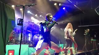 Gloryhammer - The Hollywood Hootsman (live @ Baltimore Soundstage 09/26/2018)