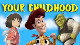 Childhood Cartoons | Lessons Animation Taught Us