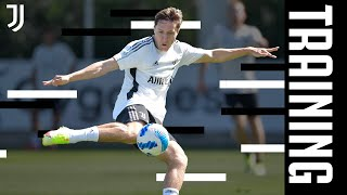 Open Training ahead of the Allianz Stadium Return! | Juventus Training