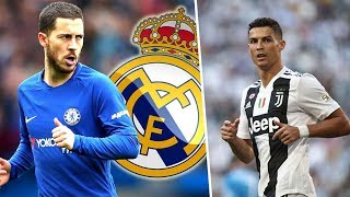 Bản tin BongDa ngày 10.10 | Real phá két mua Hazard, Ronaldo tự tin mình vô tội