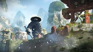 Трейлер World of Warcraft: Mists of Pandaria