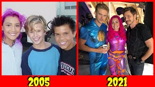 Sharkboy and Lavagirl ⭐️ Before And After
